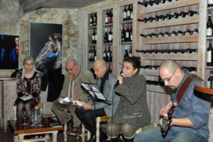 05/12/2009 - Palermo, Libreria Kursaal Kalhesa